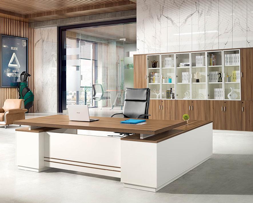 板式经理桌HZGJZ-012