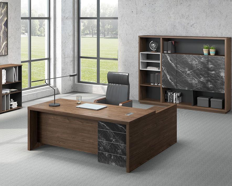 板式经理桌HZGJZ-011