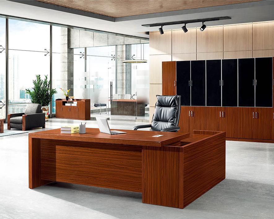 板式经理桌HZGJZ-003