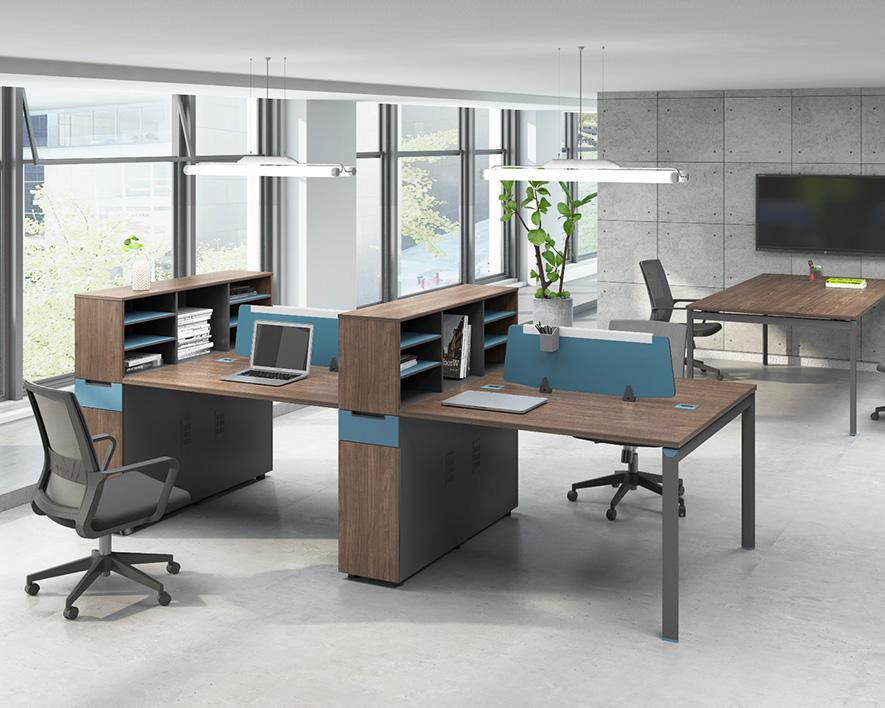 开放式职员办工桌HZZYZ-029