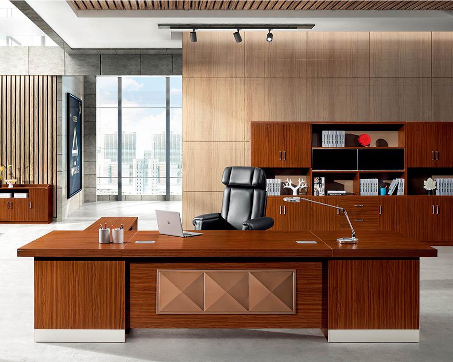 板式经理桌HZGJZ-002