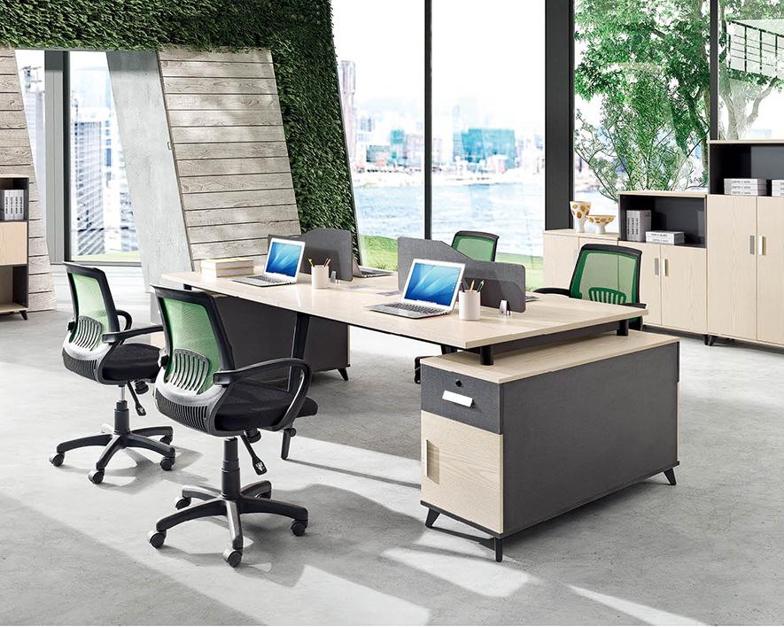 开放式职员办工桌HZZYZ-006