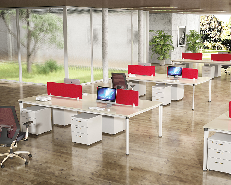 开放式职员办工桌HZZYZ-001