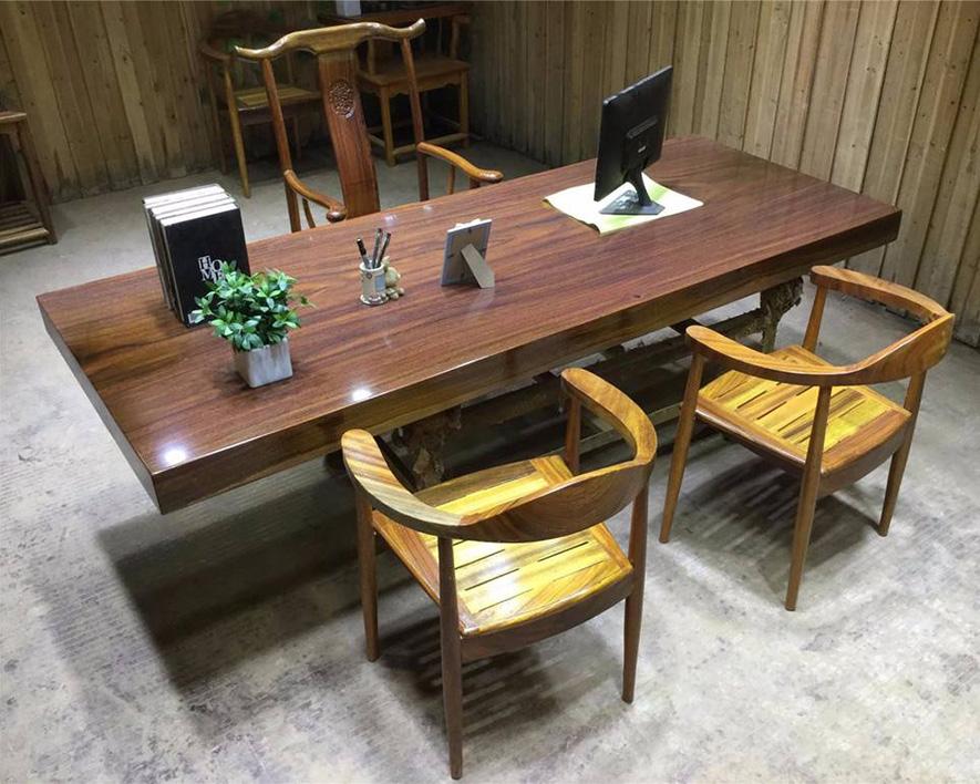 实木茶桌HZCZ-001