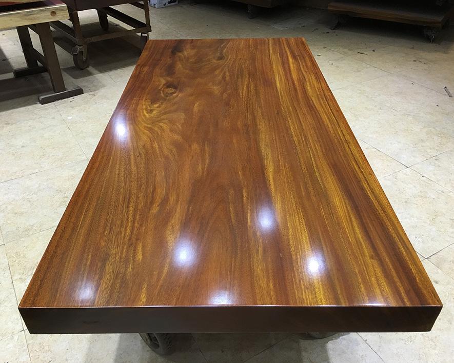 实木茶桌HZCZ-003