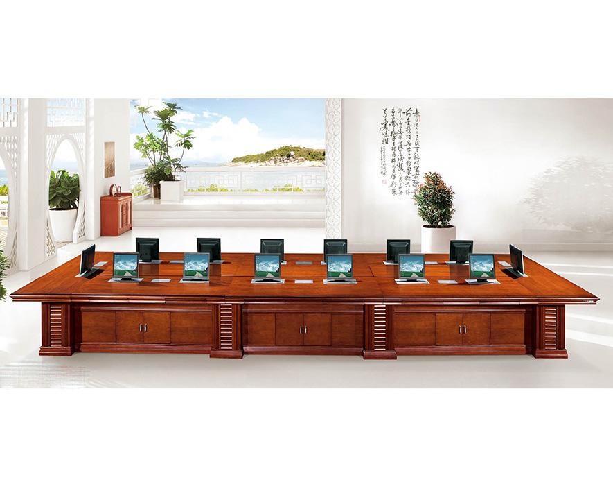实木会议桌HZHYZ-SM016