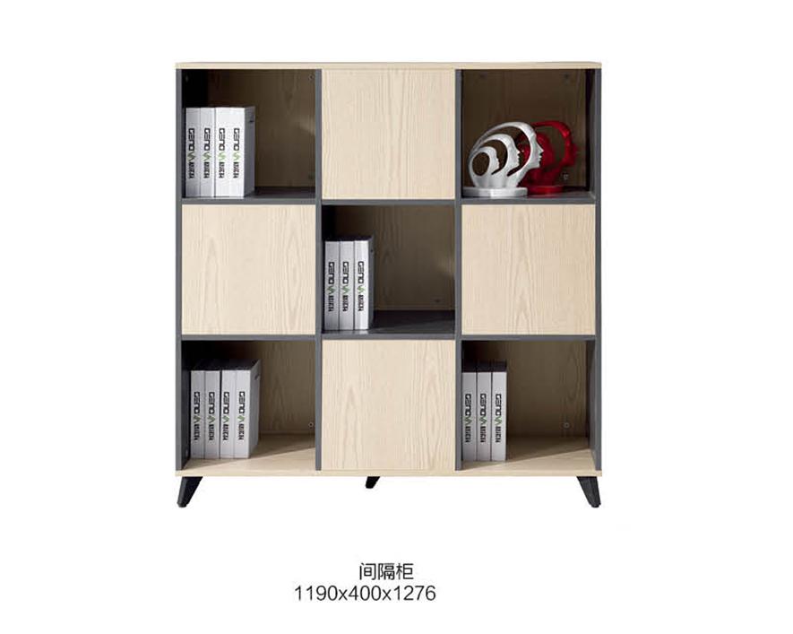 板式书柜HZBSSG-004