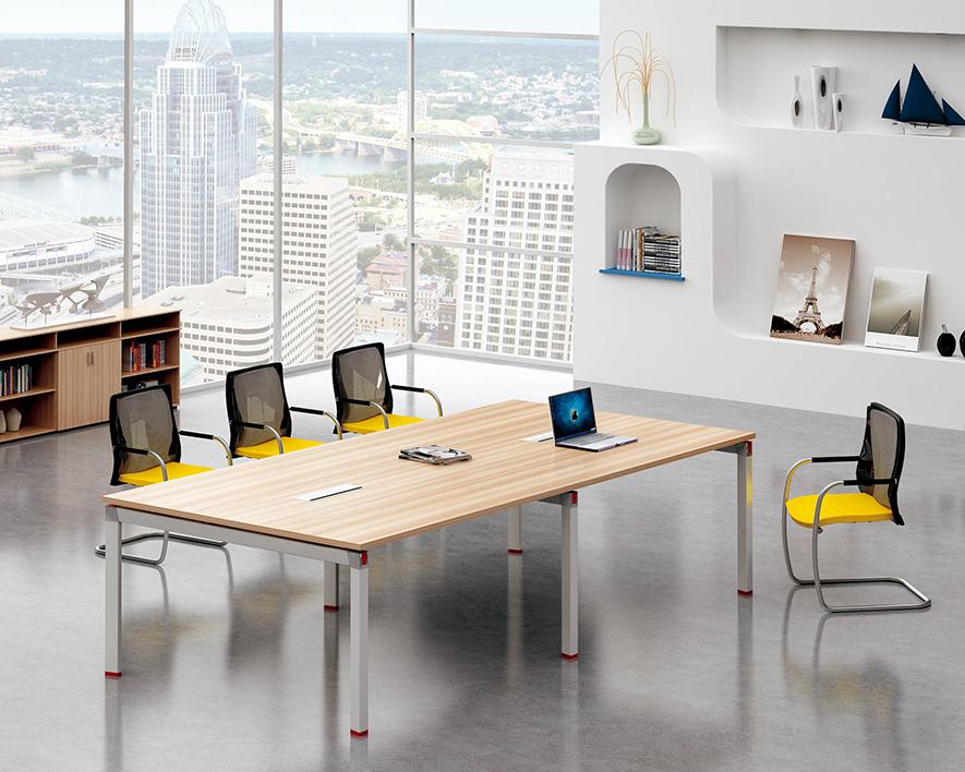 钢木会议桌HZHYZ-GM004