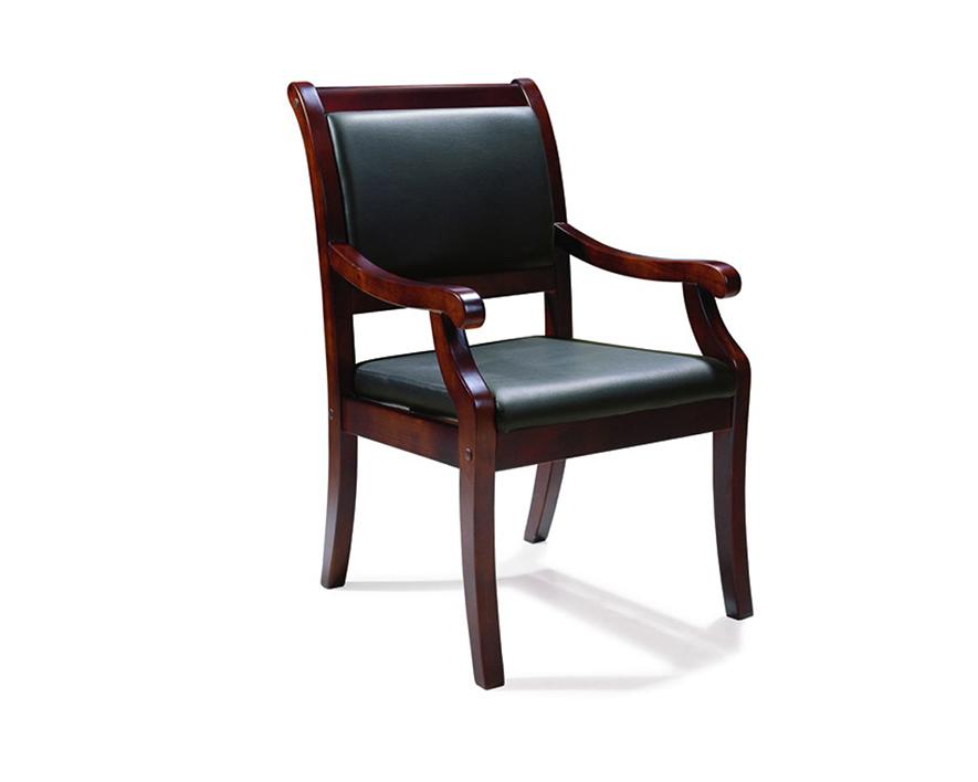 实木会议椅HZHYY-001
