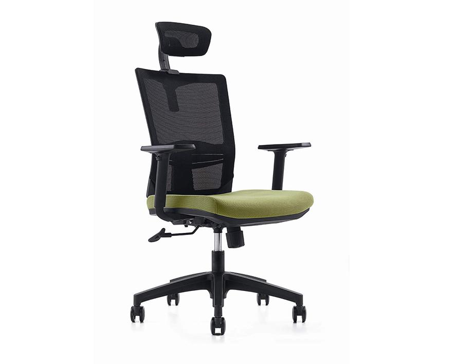 网布主管椅HZZGY-JY063