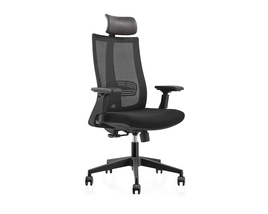 网布主管椅HZZGY-JY080