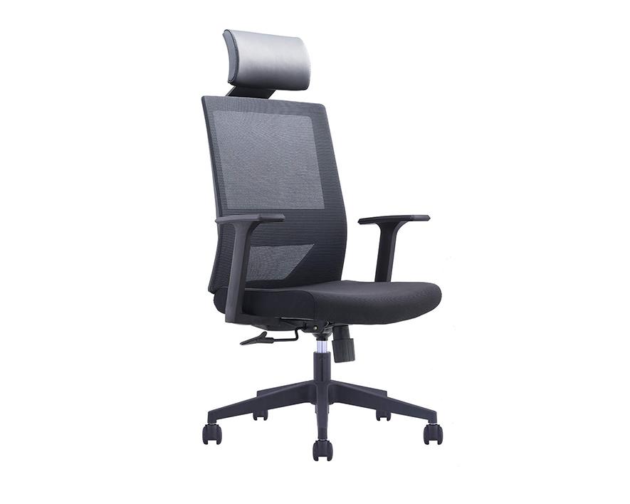 网布主管椅HZZGY-JY042