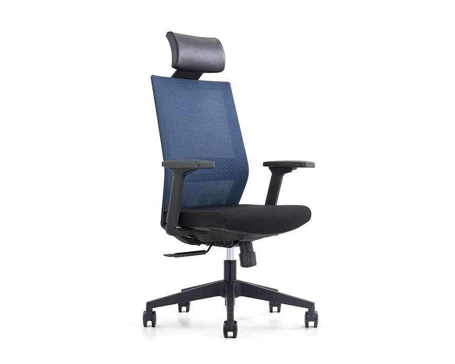 网布主管椅HZZGY-JY068