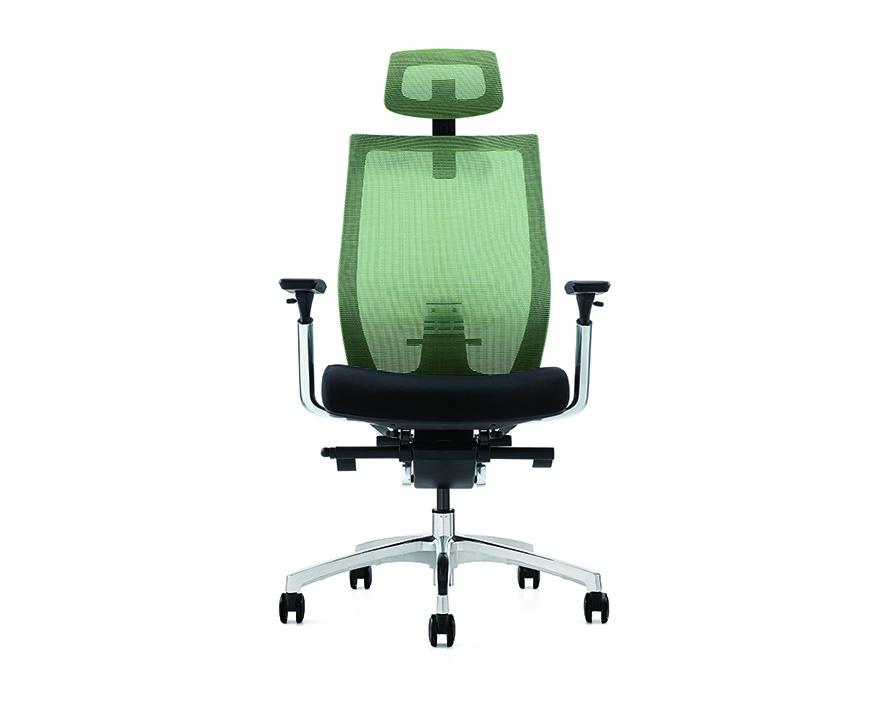 网布主管椅HZZGY-JY0180
