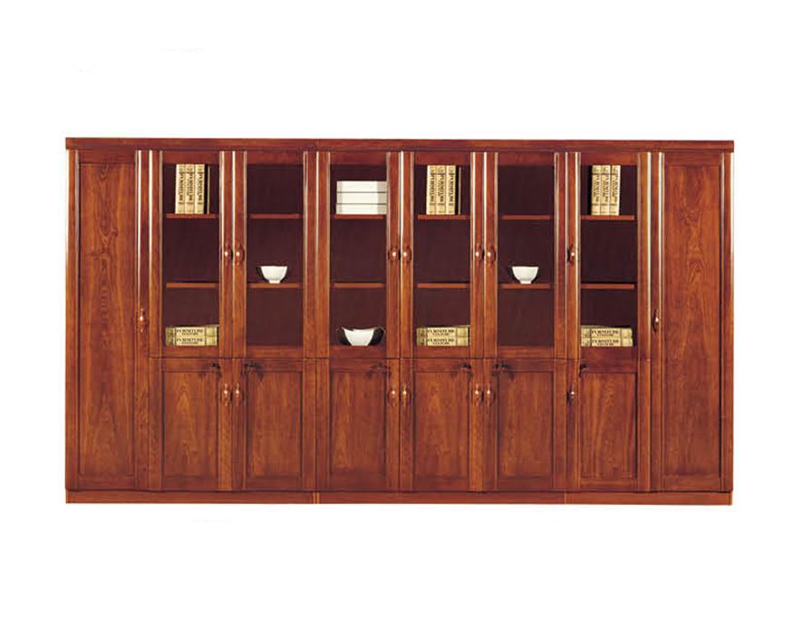 实木书柜HZSMSG-009